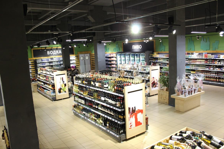 Магазин «Винный склад»