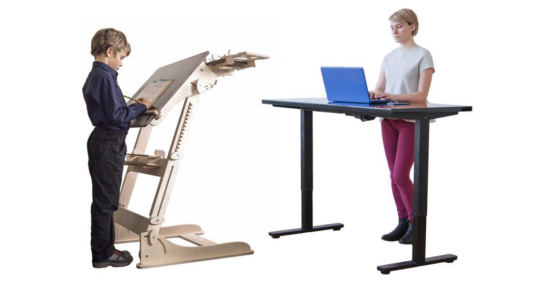Мебель для работы стоя - Мебель для работы стоя -